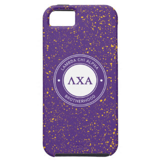 Lambda Chi Alpha | Badge iPhone 5 Covers