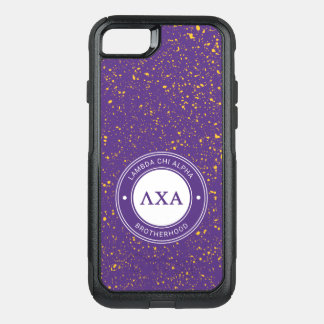 Lambda Chi Alpha | Badge OtterBox Commuter iPhone 8/7 Case
