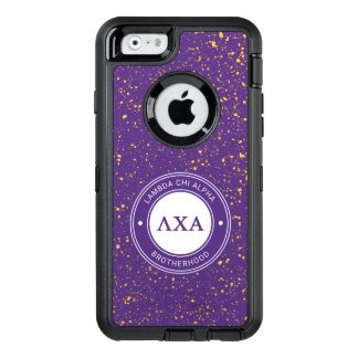Lambda Chi Alpha | Badge OtterBox Defender iPhone Case