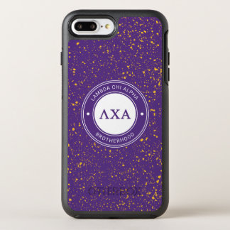 Lambda Chi Alpha | Badge OtterBox Symmetry iPhone 8 Plus/7 Plus Case