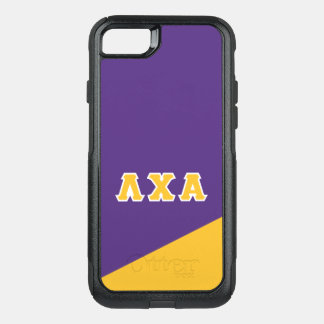 Lambda Chi Alpha | Greek Letters OtterBox Commuter iPhone 8/7 Case