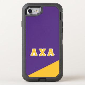 Lambda Chi Alpha | Greek Letters OtterBox Defender iPhone 8/7 Case
