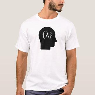 Lambda White T-Shirt