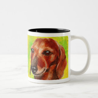 Lambert's Gretchen Two-Tone Coffee Mug