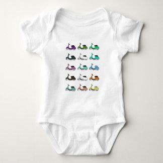 Lambretta Pop Art Baby Bodysuit