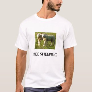 lambs, FREE SHEEPING T-Shirt