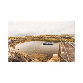 """Lambs Head Pier, Ireland"" wall art"