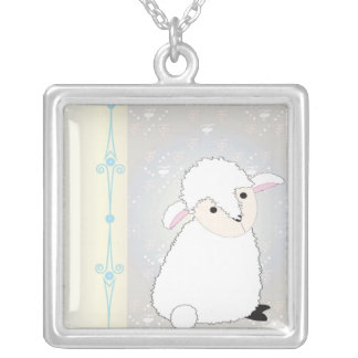 Lamby Baby Necklace