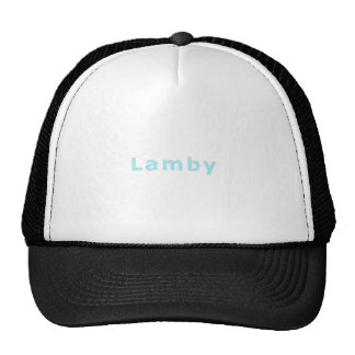 Lamby Trucker Hat