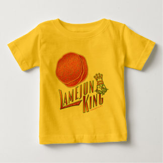 Lamejun King, Chef of Armenian Pizza! Baby T-Shirt