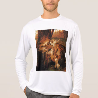 Lament for Icarus by Herbert Draper T-Shirt