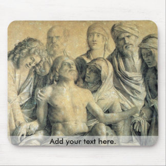 Lamentation over the Body of Christ Mouse Pad