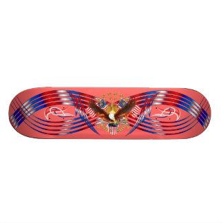 L'Amérique MP-1 non oublié voient svp des notes Skateboards Cutomisables