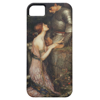 Lamia and the Soldier - John William Waterhouse Case For The iPhone 5