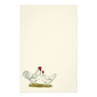 Lamona Chickens Stationery