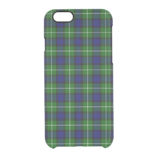 Lamont Clear iPhone 6/6S Case