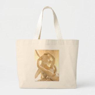 """""""L'Amour et Psyche"""", Canvas Tote Bag"""