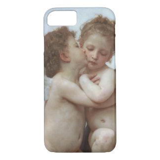 L'Amour et Psyche enfants by William A. Bouguereau Case-Mate iPhone Case