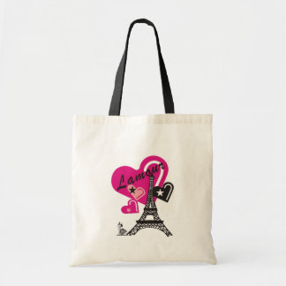 Lamour Love in Paris Bag