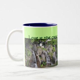 L'amour régénère la tasse