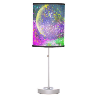 Lamp- ABSTRACT Desk Lamp