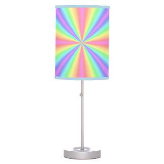 Lamp - Accent - Groovy Radiant Rainbow