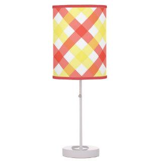 Lamp - Accent - Lattice for Candy Stripe Zinnia