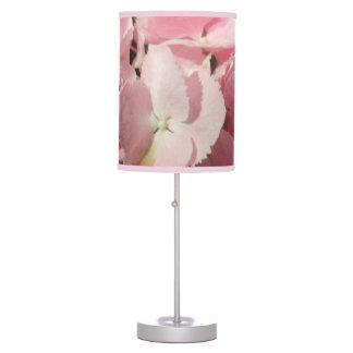 Lamp - Accent - Pink Hydrangea