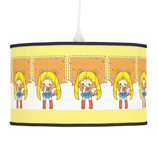 Lamp Anime Star Pritn