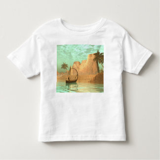 Lamp boat with fairy t shirt