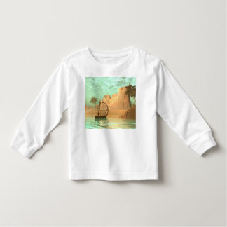 Lamp boat with fairy t-shirts