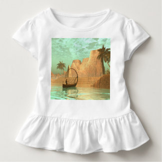 Lamp boat with fairy t-shirt