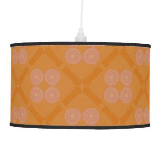 Lamp Jimette Design orange and peach