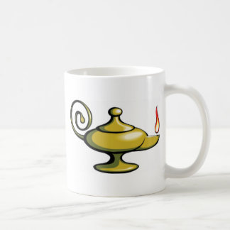 lamp light of joy coffee mug