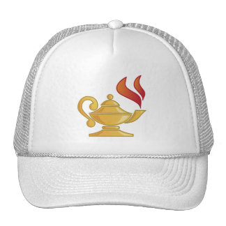 Lamp-of-Knowledge Trucker Hat