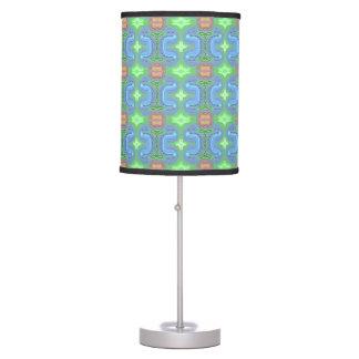 Lamp pink Jimette green blue Design