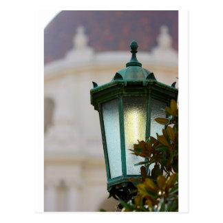 Lamp Post Postcard