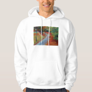 Lamp Posts By Indian Rd NYC Hoodie