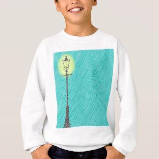 Lamppost In the Rain Sweatshirt