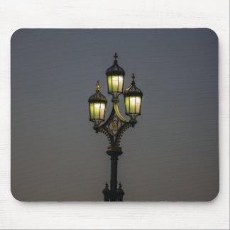 Lamppost mousepad