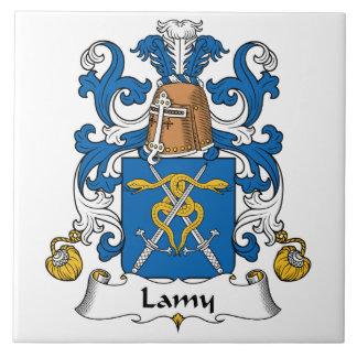 Lamy Family Crest Tile