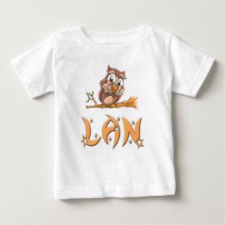 Lan Owl Baby T-Shirt