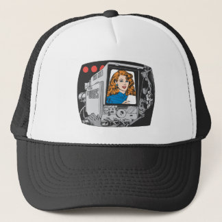 Lana Lang on Camera Trucker Hat