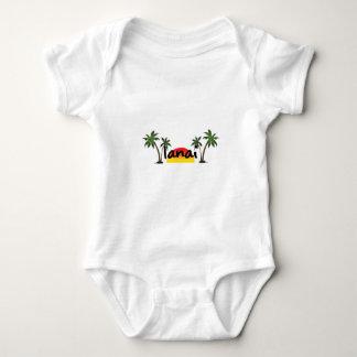 Lanai Hawaii Baby Bodysuit