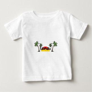 Lanai Hawaii Baby T-Shirt