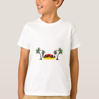 Lanai Hawaii T-Shirt