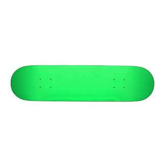 Lanai Lime-Green-Acid Green-Tropical Romance Skate Boards