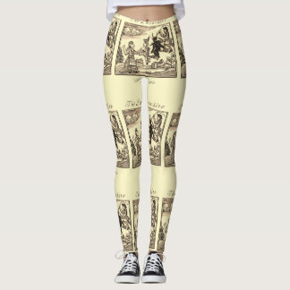 Lancashire Witches Leggings