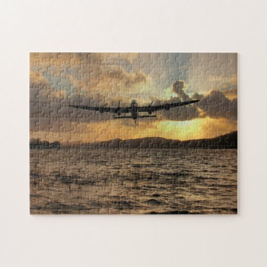 Lancaster and the Lake Jigsaw Puzzle