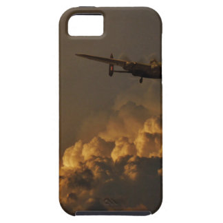 Lancaster bomber STORM iPhone 5 Cover